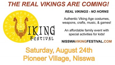 News Events Viking Wood Carving